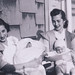 Young mothers and sisters, 1953