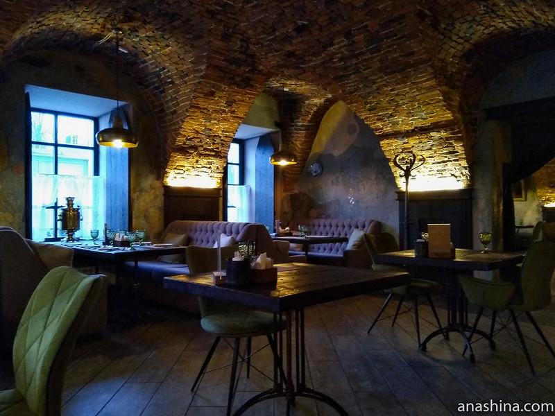 """Ресторан """"Голландская кухня"""" в Кронштадте"""