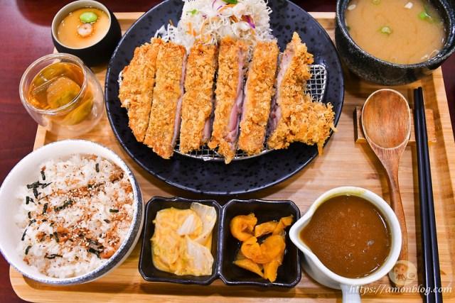 八谷輕定食, 嘉義豬排推薦, 嘉義平價定食, 嘉義西區美食