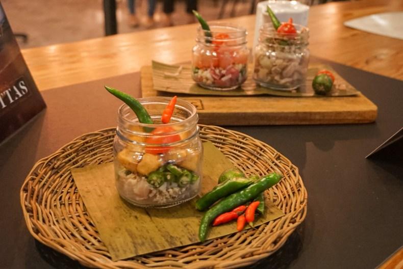 Creative Cuisine Group Lenten Season
