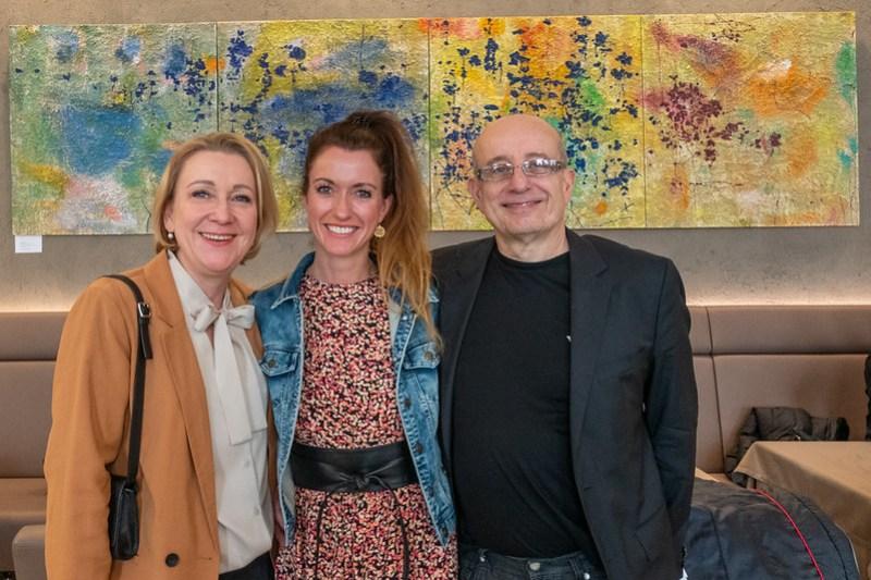 Anke Amani, La Suza, Roland Beier