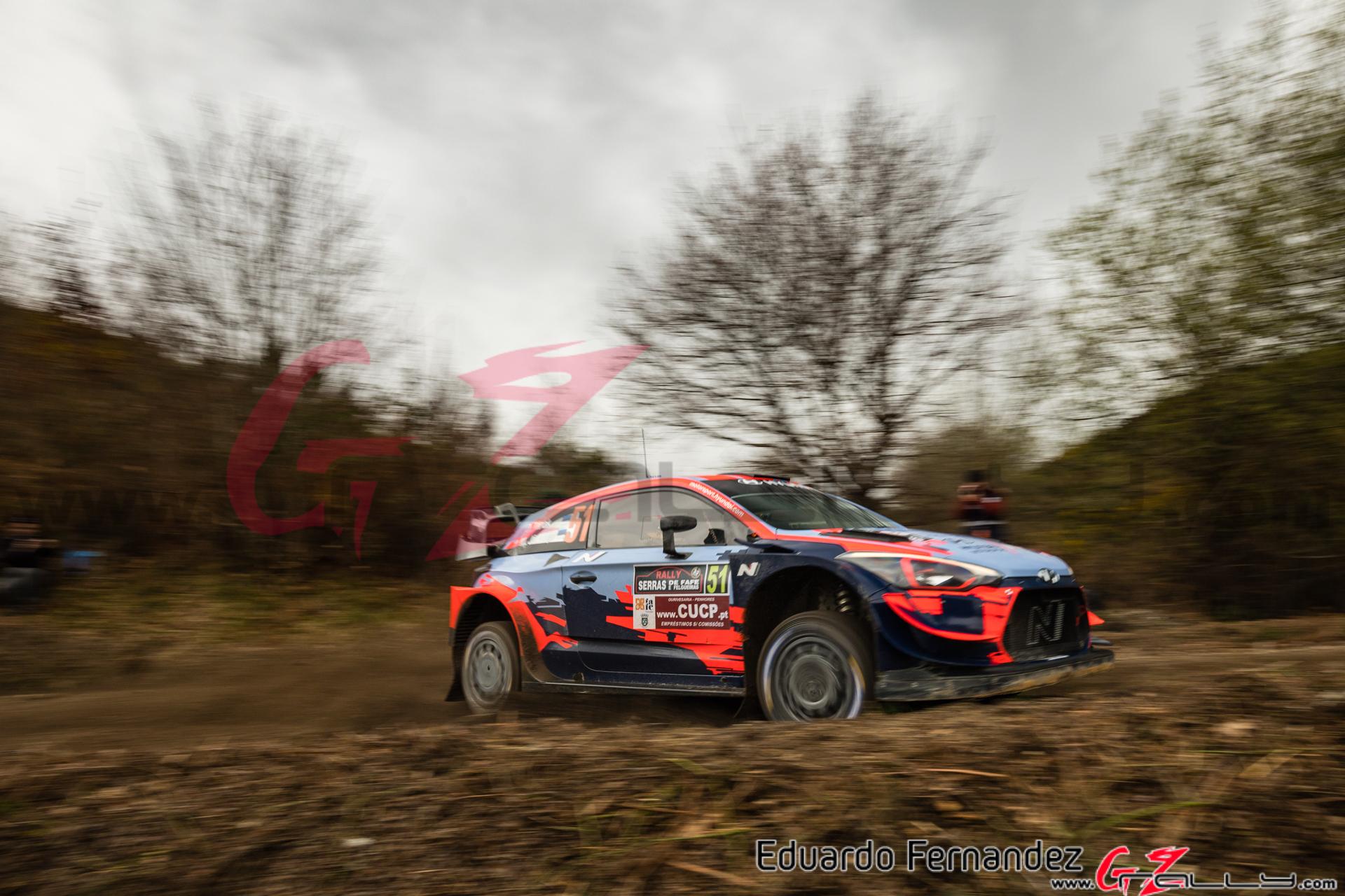 Rally Serras de Fafe 2020 - Eduardo Fernandez