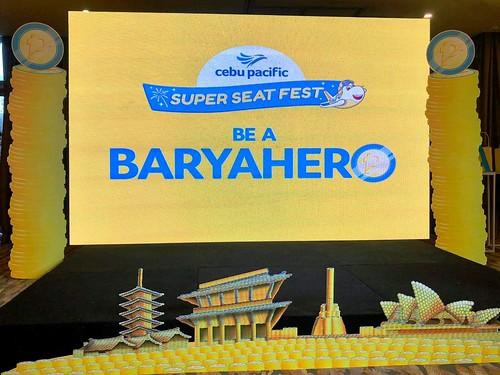 Mimiyuuuh Cebu Pacific Seat Fest 4