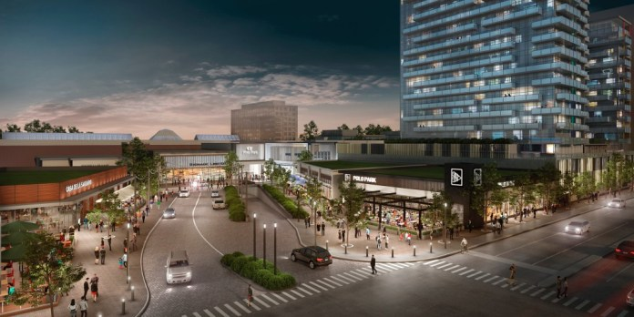 CF Polo Park Looking to Revamp South and West Parking Lots