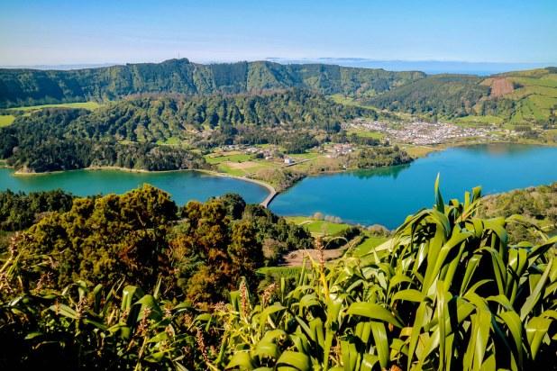 Los lagos azul y verde que ver en São Miguel