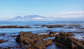 Misty Table Mountain
