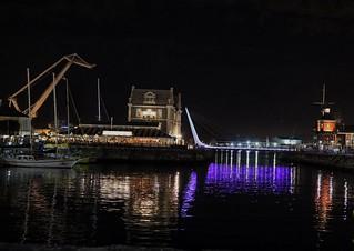 Swing Bridge, V&A waterfront