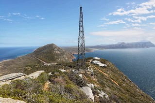 Cape Point - where two Antarctic Oceans meet