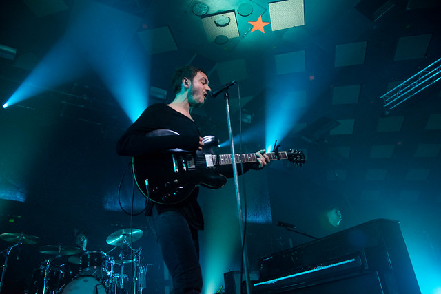 Editors - Barrowland Glasgow 3rd March 2020