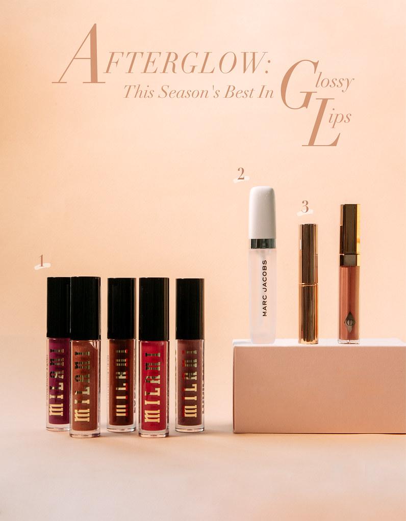 Lipstick Collage