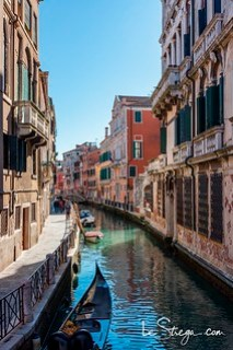 Sunning Venice