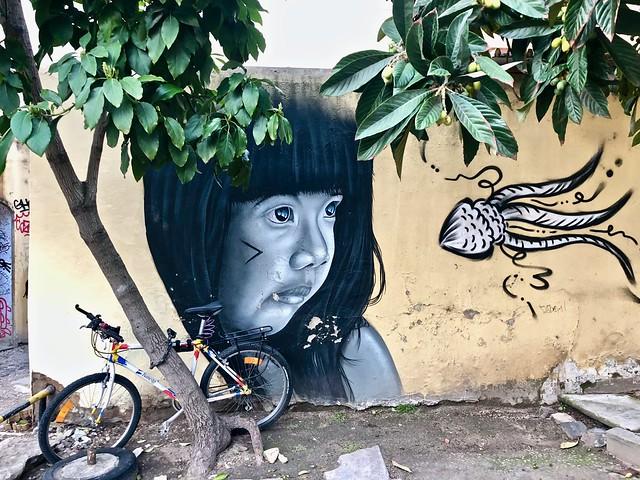 La street art della LX Factory