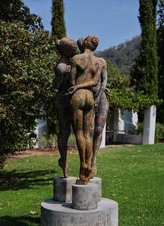 Grande Provence Wine Farm, statue