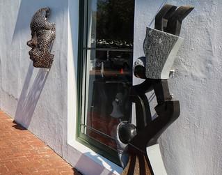 Franschhoek sculptures