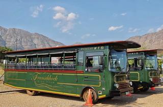 Wine buses