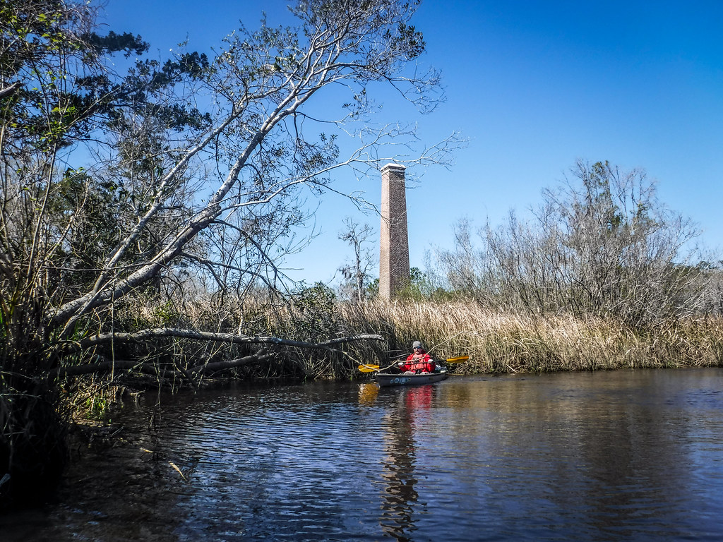 Edisto River - Penny Creek to Willtown Bluff