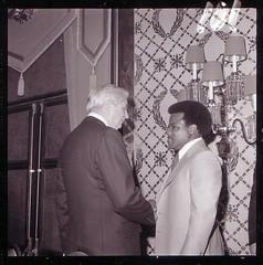 Congratulations to first black ATU 689 recording secretary: 1977