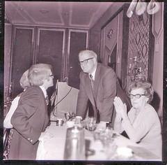 Davis celebrates second term as ATU 689 president: 1977