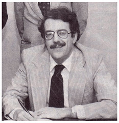 Metro general manager Ted Lutz: 1978 ca.