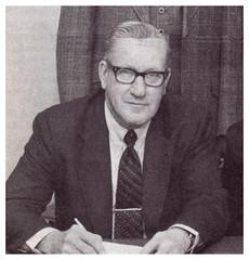 Transit union president George R. Davis: 1979
