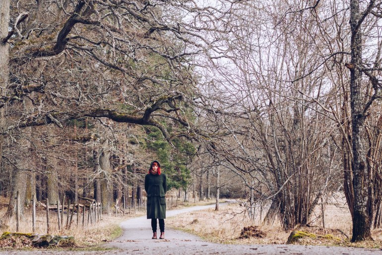 Wilda i skogen mars - reaktionista.se