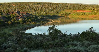 The beautiful Pumba Water Lodge