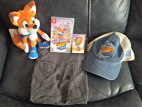 New Super Lucky's Tale ~ Exclusively on the Nintendo Switch! #sponsored #NintendoSwitch #MySillyLittleGang