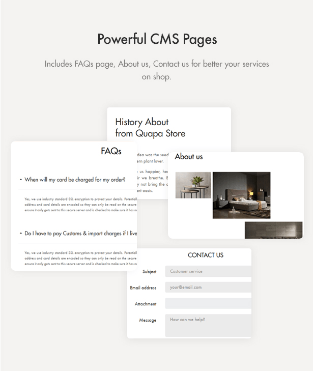 Functional Pages Approval