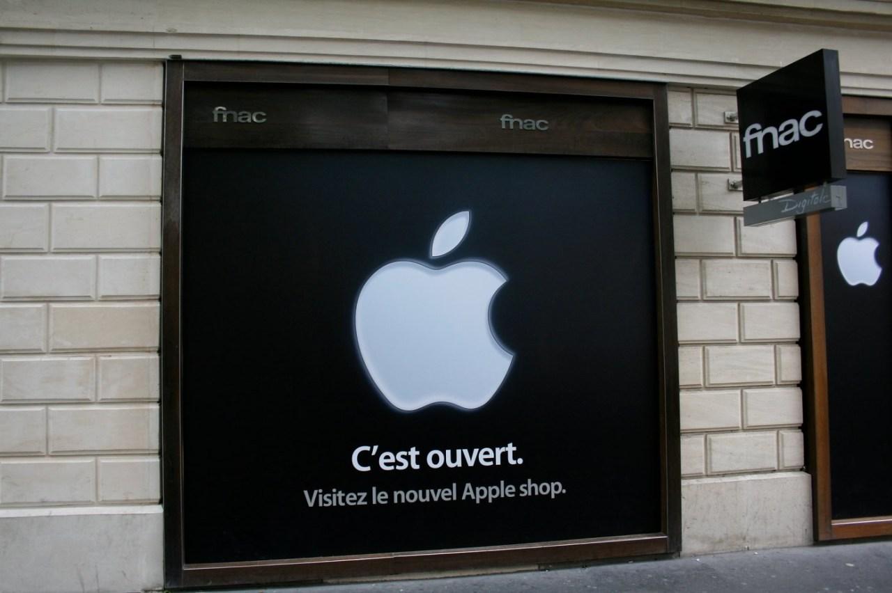 以不公平規則河蟹經銷商 蘋果遭法國政府重罰史上最高的11億歐元
