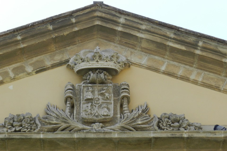 Escudo Heraldico o de Armas Jerez de la Frontera Cadiz 02