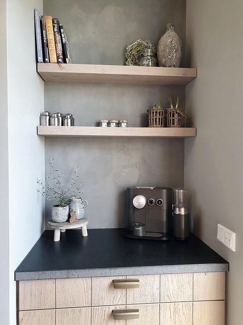 Koffiehoek keuken