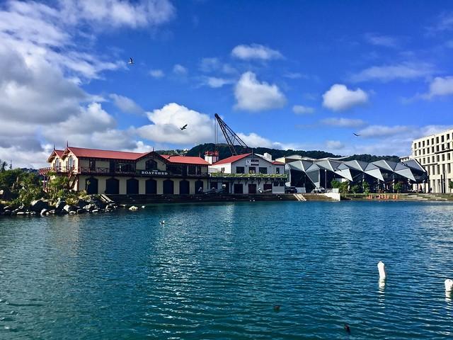 Waterfront di Wellington