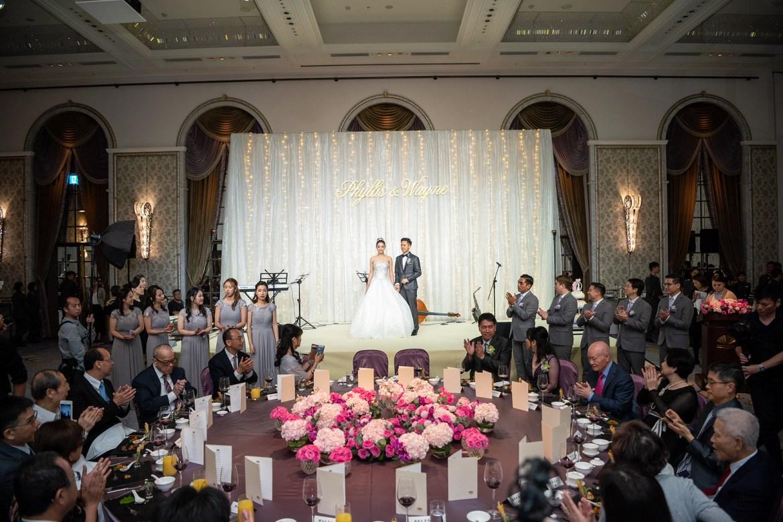 文華東方婚禮
