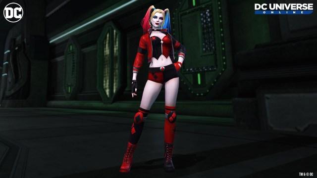 DC Universe Online: Birds of Prey - Harley Quinn on PS4