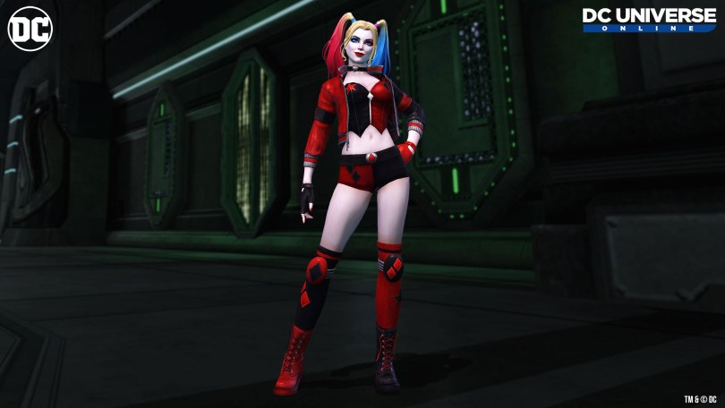 DC Universe Online: Birds of Prey - Harley Quinn on PS4