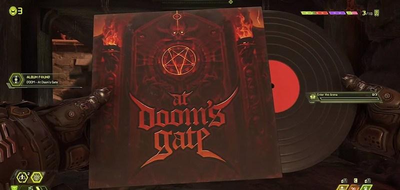 DoOM abadiy - Doom darvozasida
