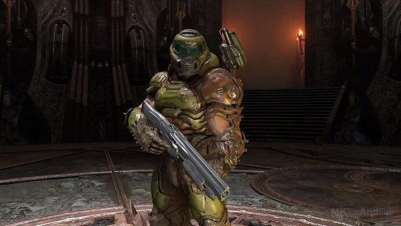 DoOM abadiy - Doom Slayer