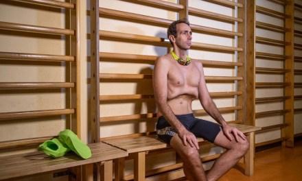 A lezione di respiro con Mike Maric