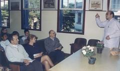 Ministrando Aula na Casa Euclidiana