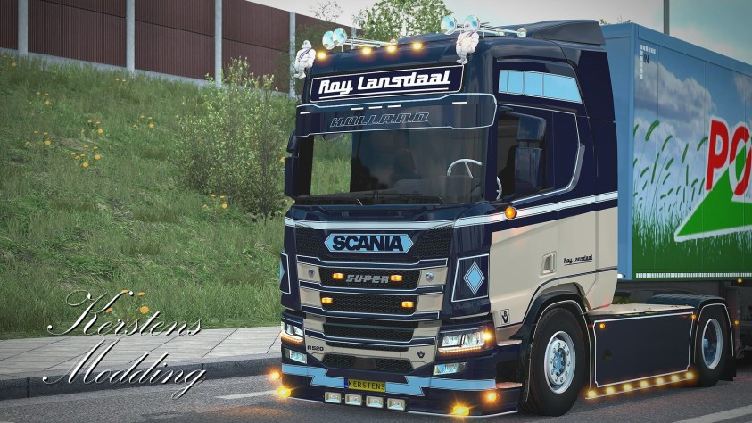 Roy Lansdaal R520 ETS2
