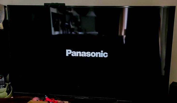 点滅 ずっと テレビ パナソニック