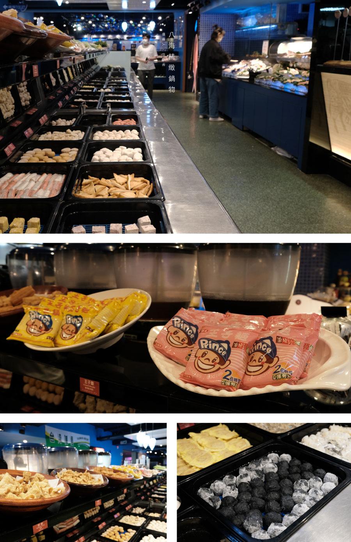 【 臺北 | 捷運西門站 】 八海精緻鍋物|在水族館裡品嚐新鮮食材的精緻鍋物【 哪裡人,你說呢。】 @ 哪裡 ...
