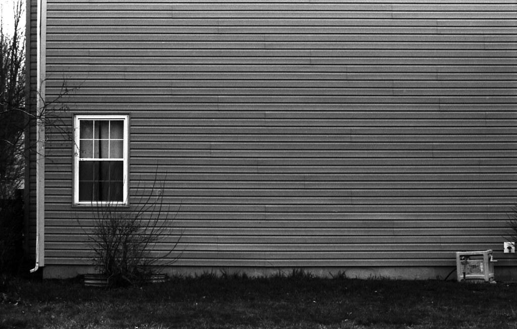 Lonely little window