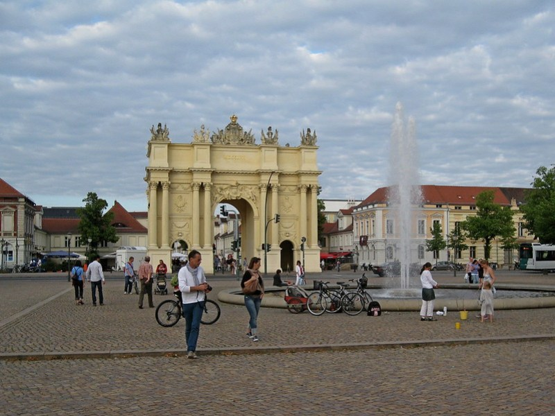 IMG_4453 Potsdam, Brandenburger Tor