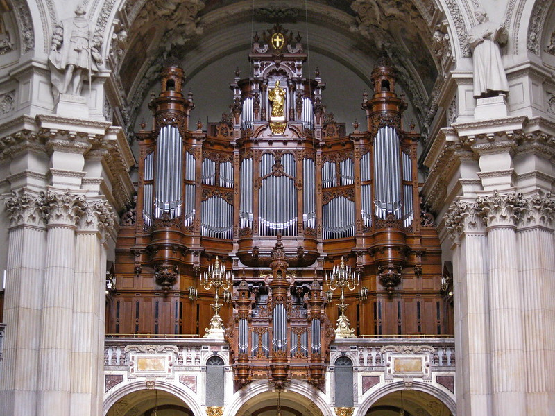 IMG_4251 Berlin, Dom Sauer Orgel