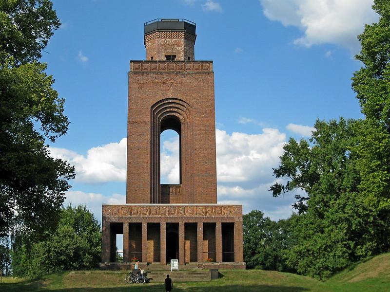 IMG_4532 Spreewald, Bismarckturm