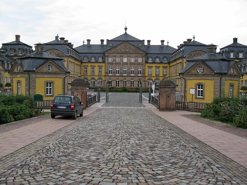 IMG_5110 Bad Arolsen, Residenzschloss