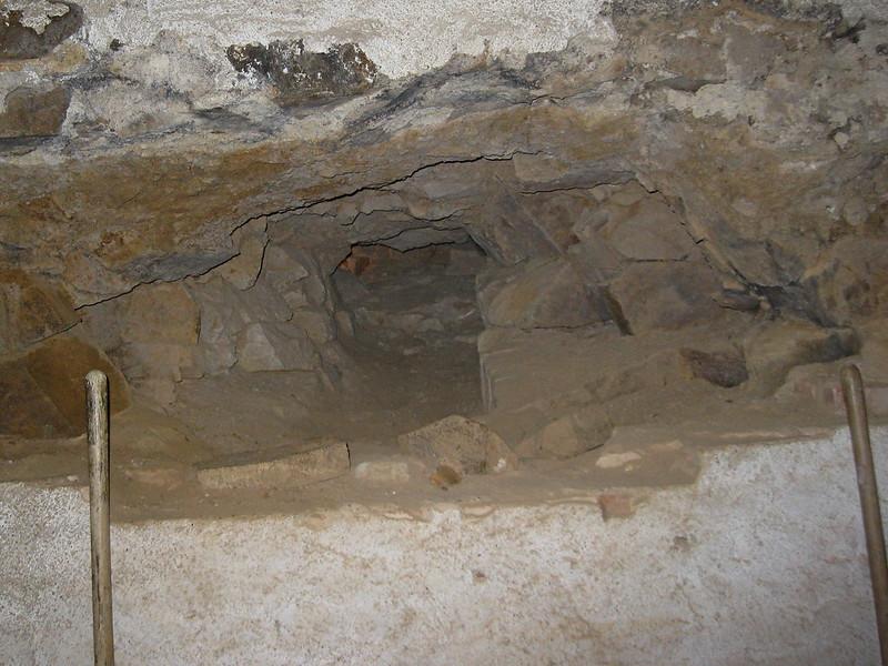 IMG_4913 Colditz, de Franse tunnel
