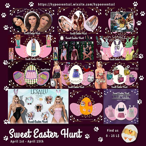 Sweet Easter Hunt 2020