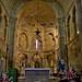 Interior da Igreja Românica de S. Pedro de Ferreira